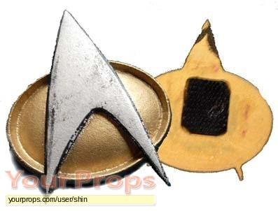 Star Trek  The Next Generation original movie prop