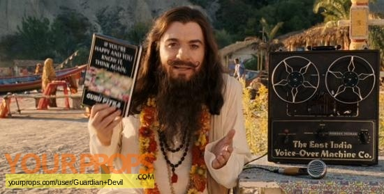 The Love Guru original movie prop