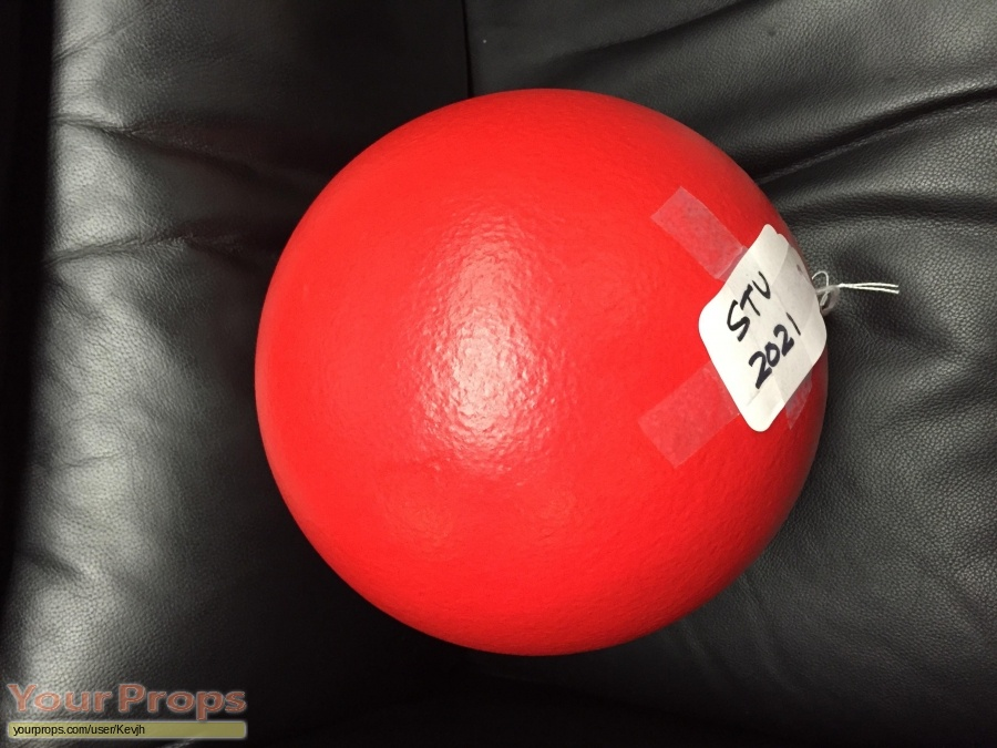 Dodgeball  A True Underdog Story original movie prop
