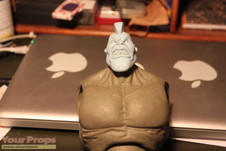 Small Soldiers original production material