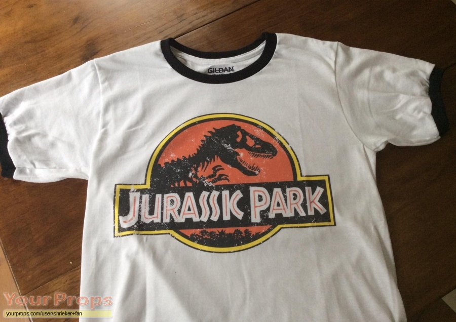 Jurassic World replica movie costume