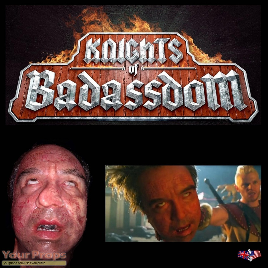 Knights Of Badassdom original movie prop
