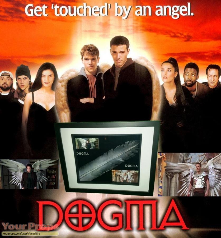 Dogma original movie prop