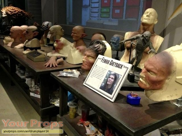 Harry Potter movies original make-up   prosthetics