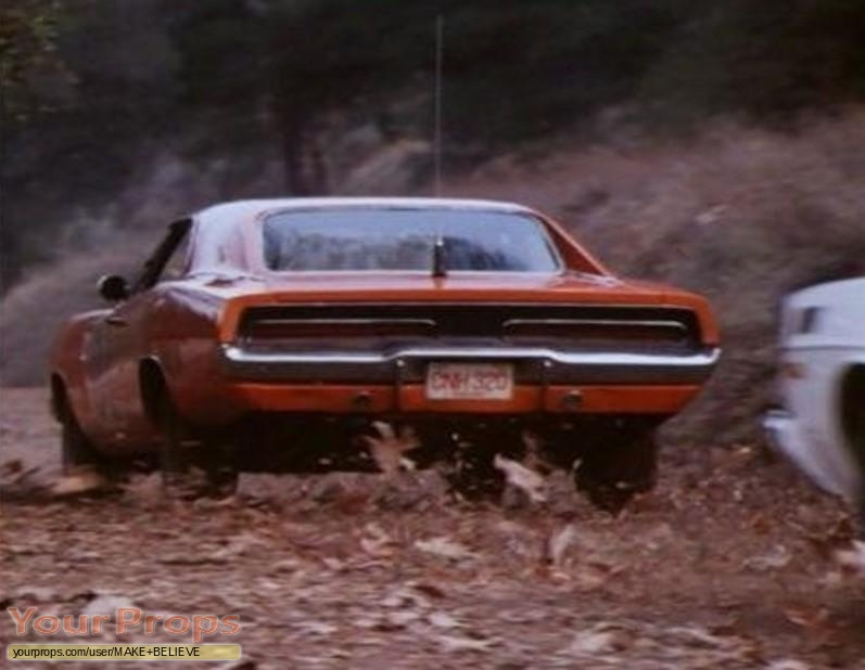 The Dukes of Hazzard  (1979-1985) replica movie prop