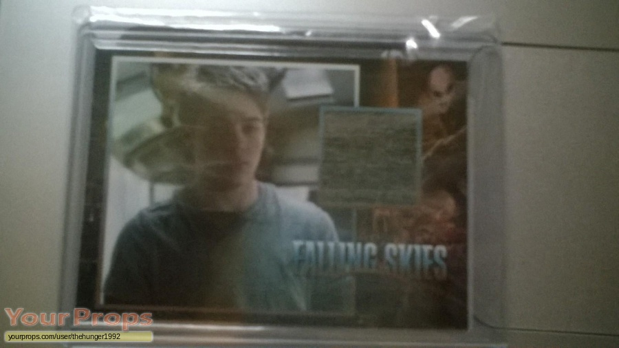 Falling Skies swatch   fragment movie costume