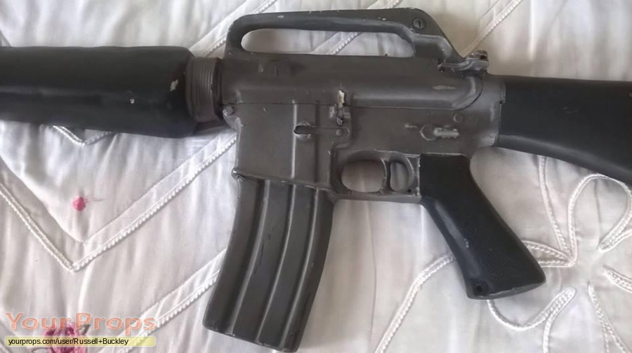 Full Metal Jacket original movie prop weapon
