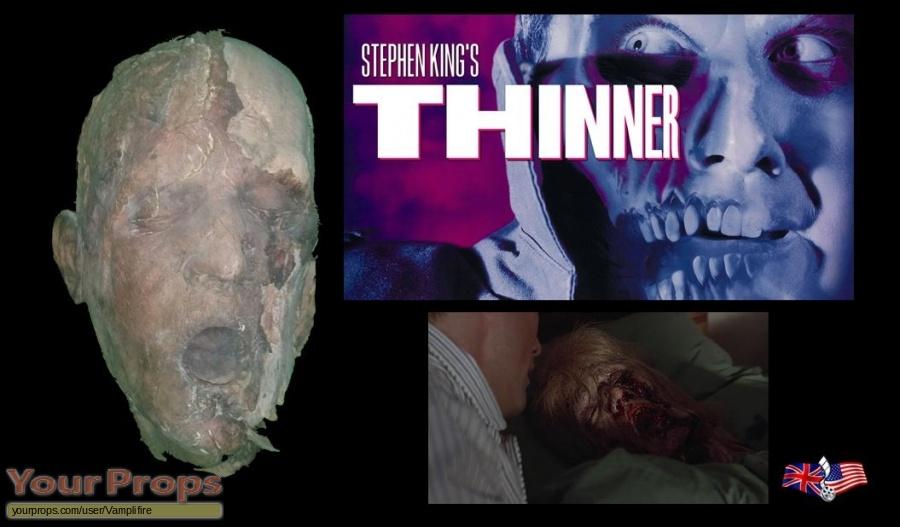 Thinner original movie prop