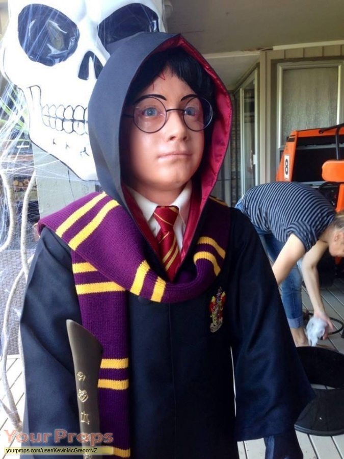 Harry Potter and the Philosophers Stone replica movie prop