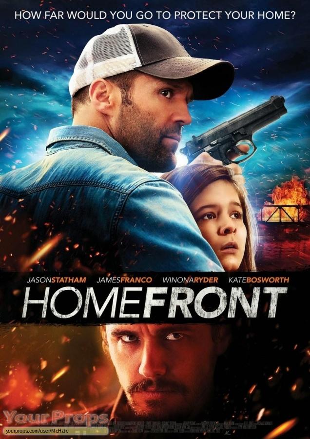 Homefront replica movie prop