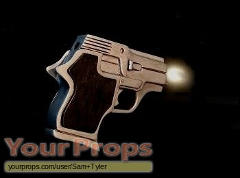 Doctor Who made from scratch movie prop weapon