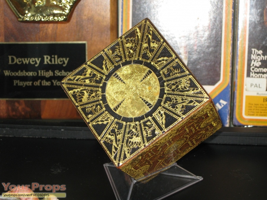 Hellraiser  Inferno original movie prop