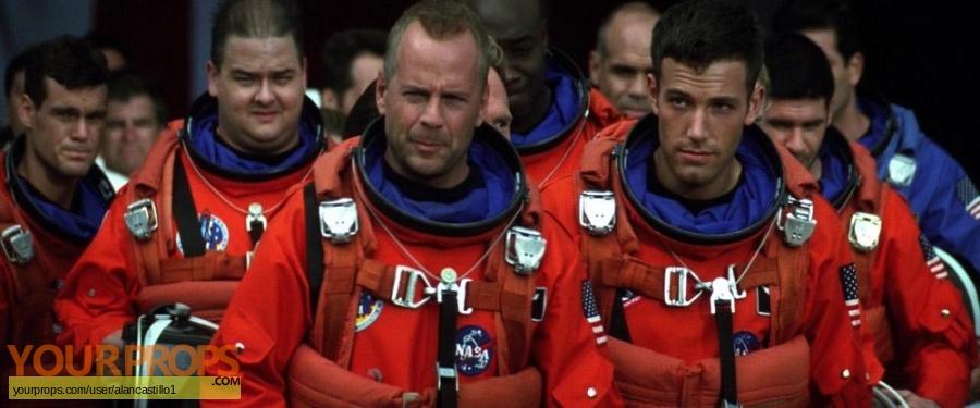 Armageddon replica movie costume