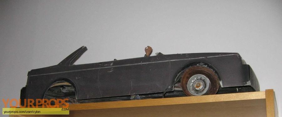 The Mothman Prophecies original model   miniature