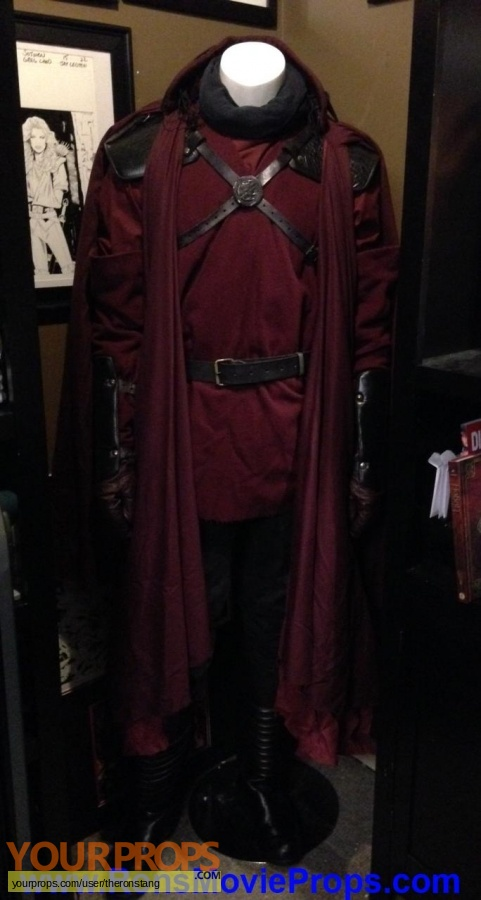 Last Knights original movie costume