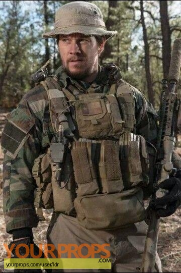 Lone Survivor Marcus Luttrell Screen Matched Costume and ...