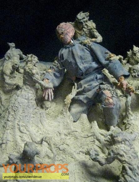 Jason Goes to Hell  The Final Friday original model   miniature