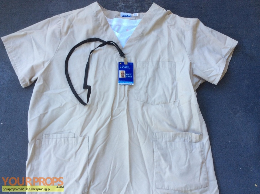 Nurse Jackie original movie costume