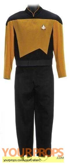 Star Trek  The Next Generation original movie costume