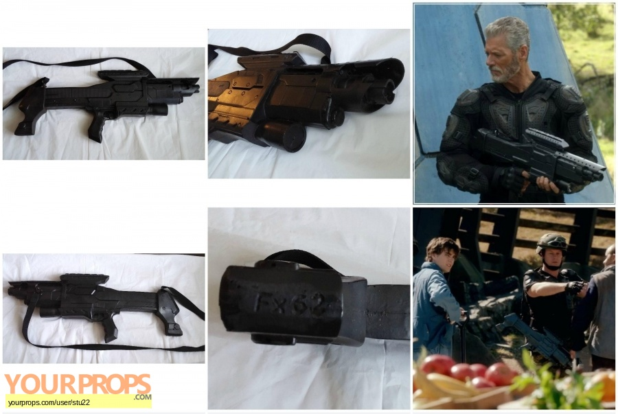 Terra Nova original movie prop weapon
