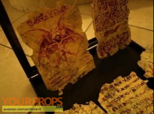 Evil Dead 2 replica movie prop