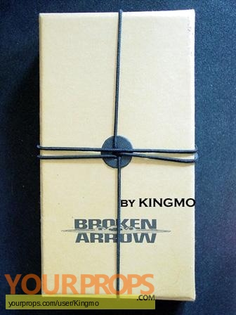 Broken Arrow original film-crew items