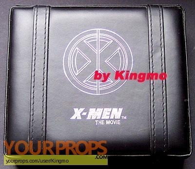 X-Men original film-crew items