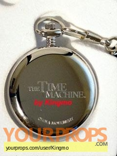 The Time Machine original film-crew items