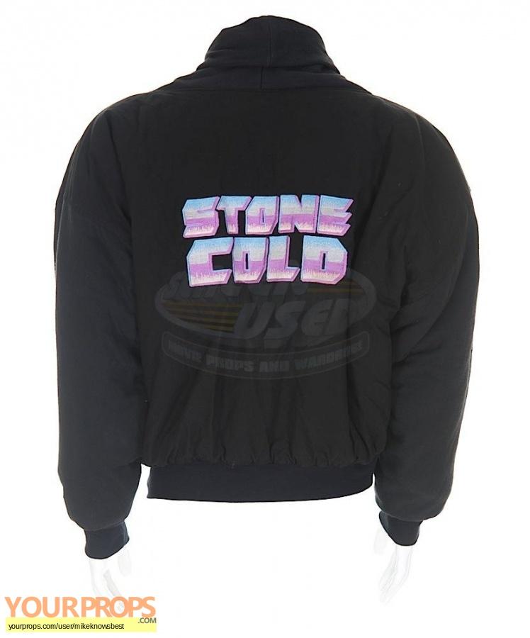 Stone Cold original film-crew items