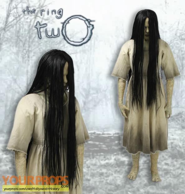The Ring Two original movie costume