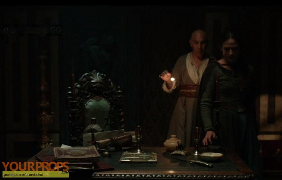Da Vincis Demons original movie prop