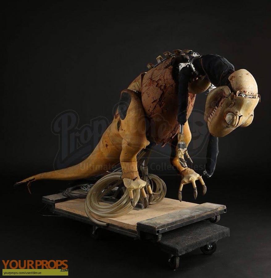 Rex (unproduced) original movie prop