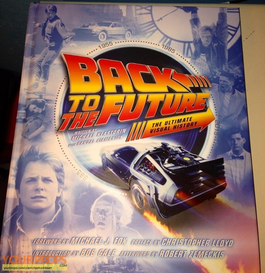 Back To The Future 3 replica movie prop
