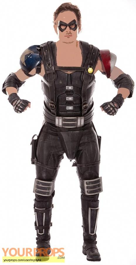 Watchmen original movie costume