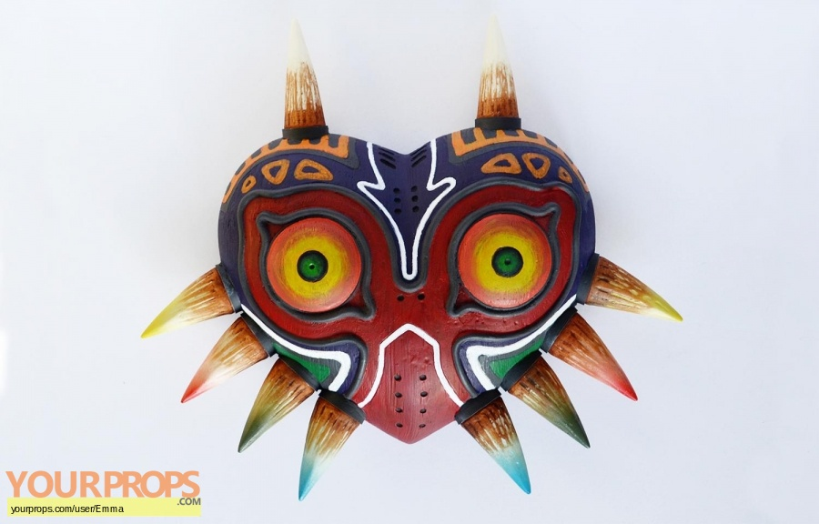 The Legend of Zelda  Majoras Mask (video game) replica movie prop