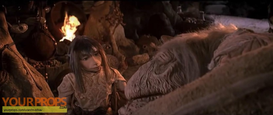 The Dark Crystal original movie prop