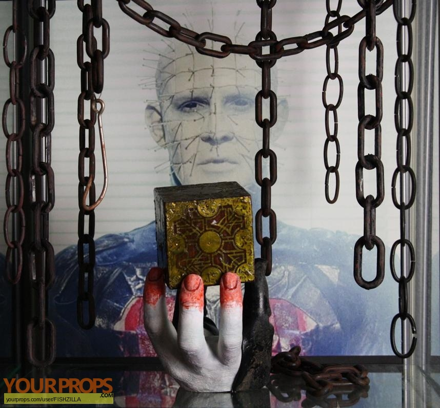 Hellraiser original movie prop