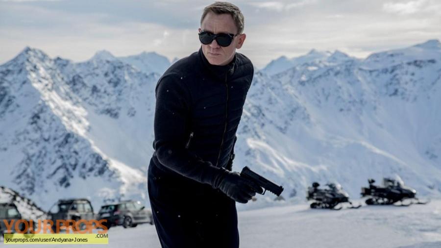 James Bond  Spectre replica movie costume