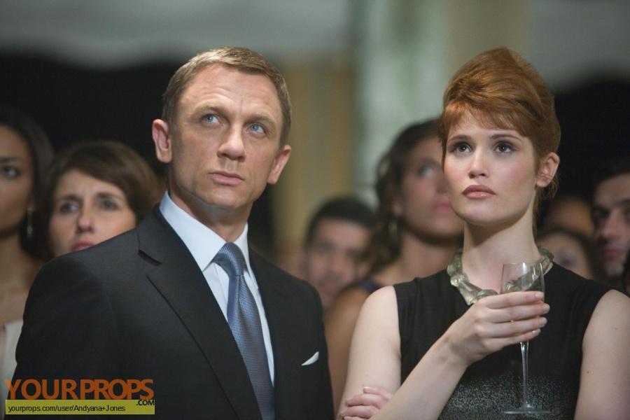 James Bond  Quantum of Solace replica movie costume