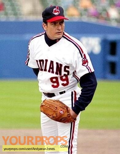 Major League replica movie costume