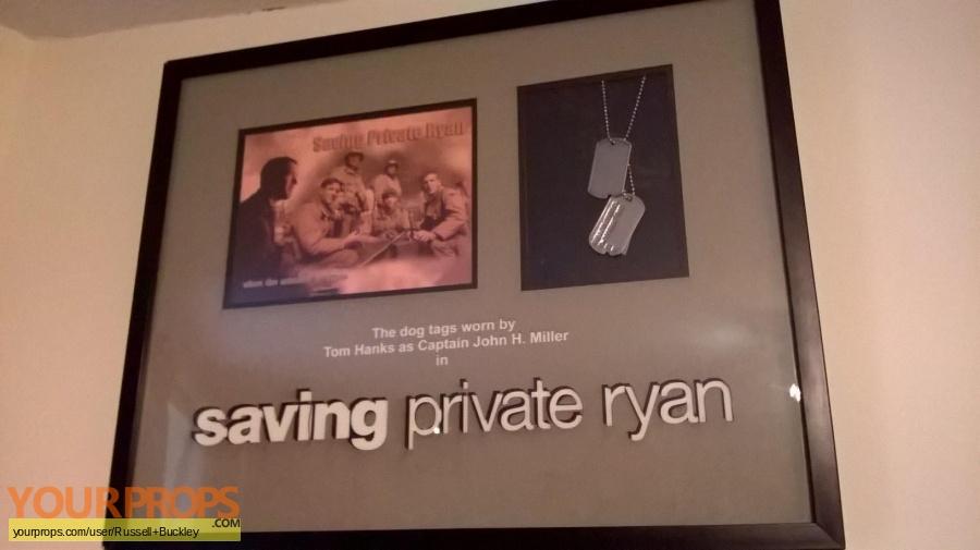 Saving Private Ryan original movie costume