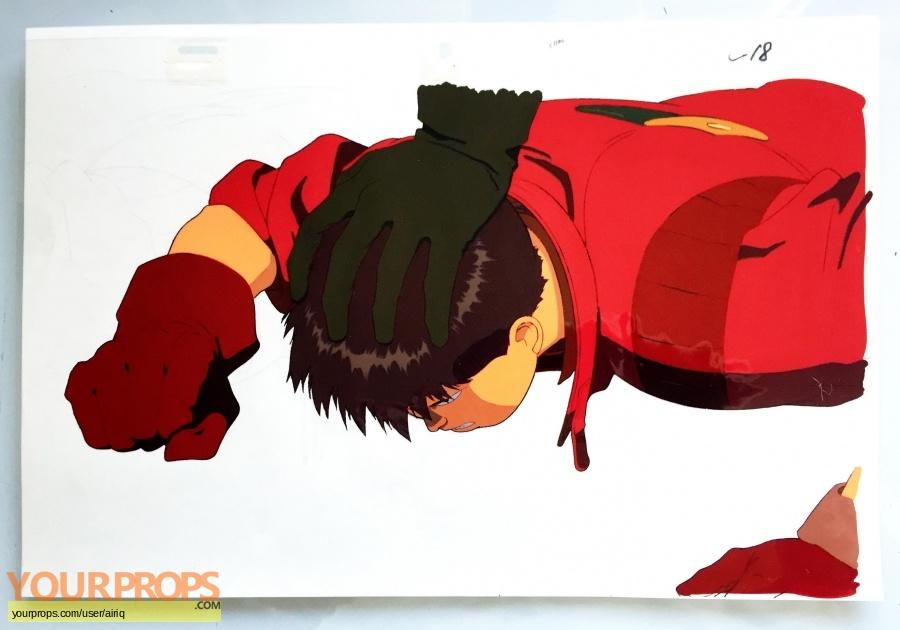 Akira original production material