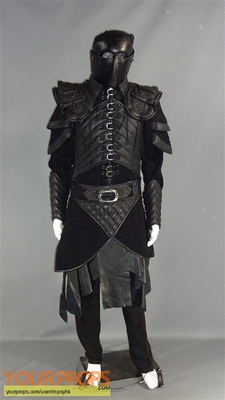 Da Vincis Demons original movie costume