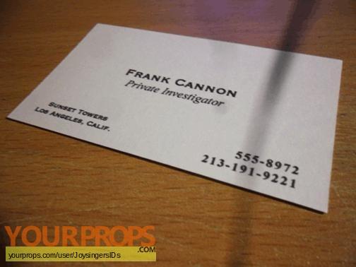 Cannon replica movie prop