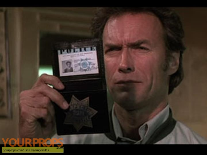 Dirty Harry replica movie prop
