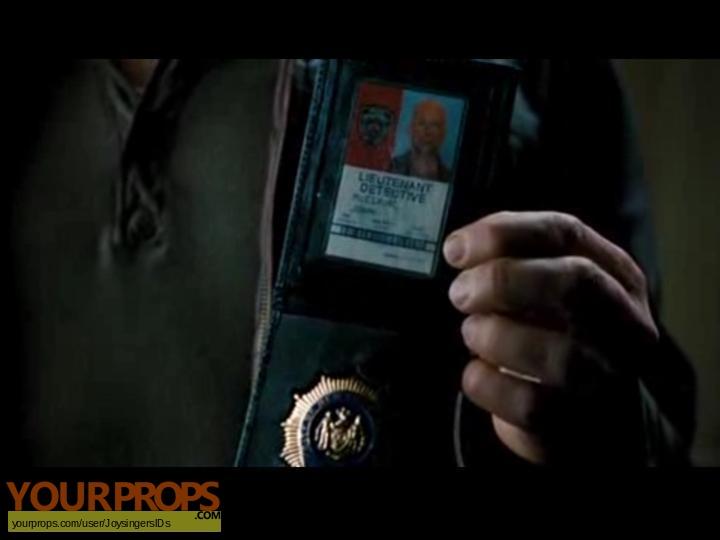 Live Free or Die Hard replica movie prop