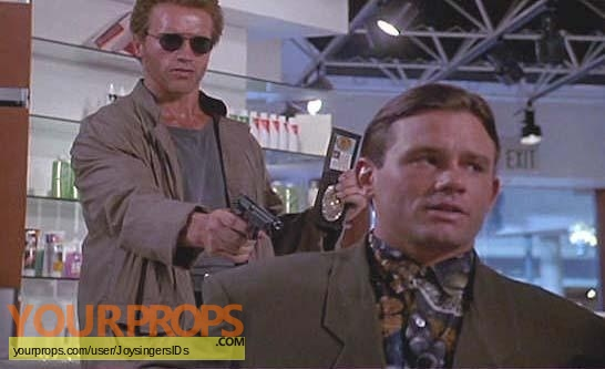 Kindergarten Cop replica movie prop