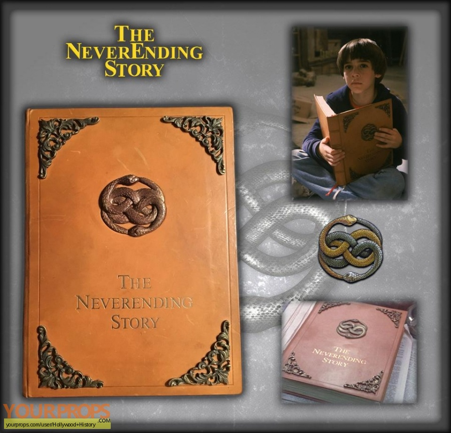 The NeverEnding Story original movie prop