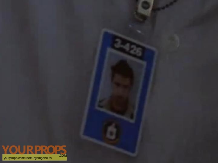 The Recruit replica movie prop