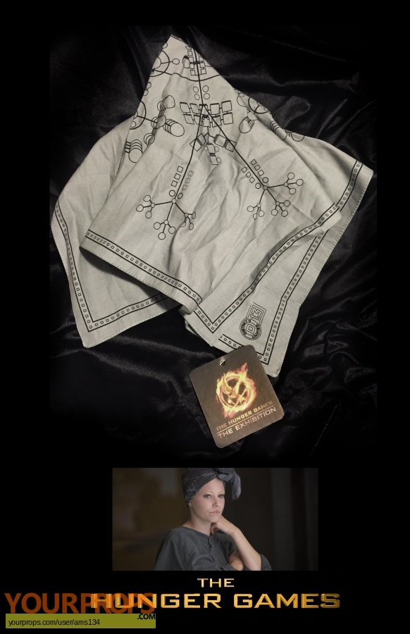 The Hunger Games  Mockingjay Part 1 replica movie costume